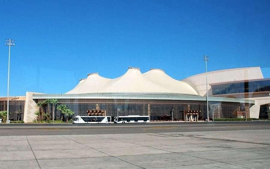 Аэропорт Шарм