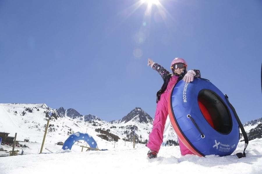 Андорра: горнолыжный сезон