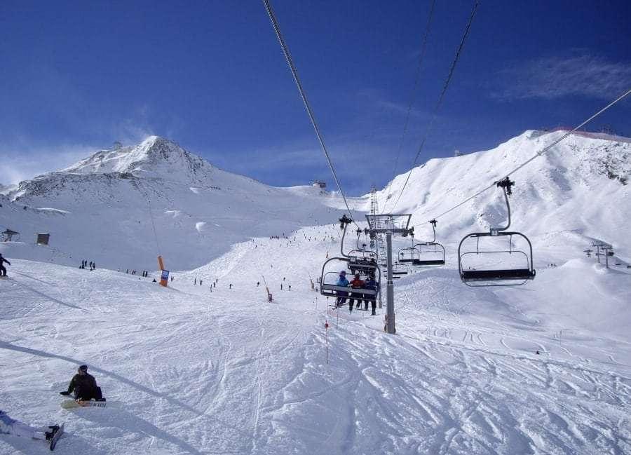Андорра-ла-Велья, горнолыжный курорт