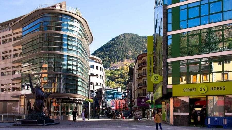 Андорра ла Велья - шоппинг
