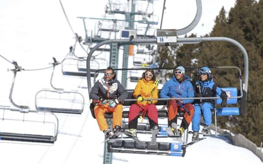 Андорра - лыжный курорт