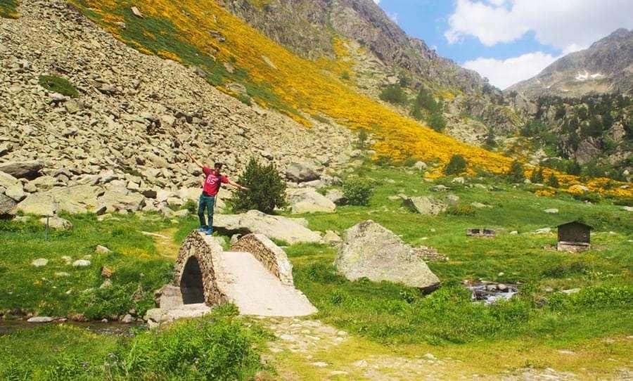 Андорра: погода по месяцам