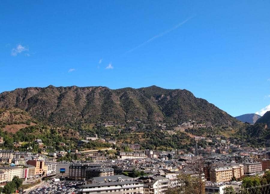 Андорра: столица княжества