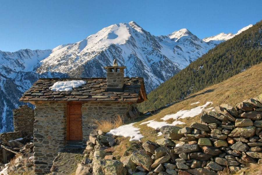 Андорра: туры, лыжи