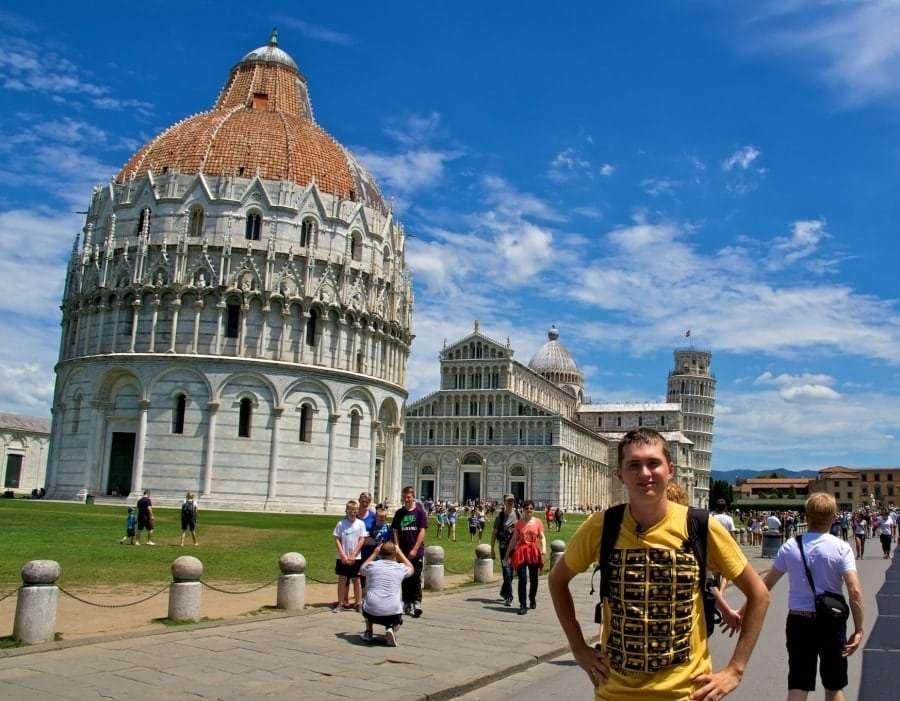 Автобусные экскурсионные туры в Италию
