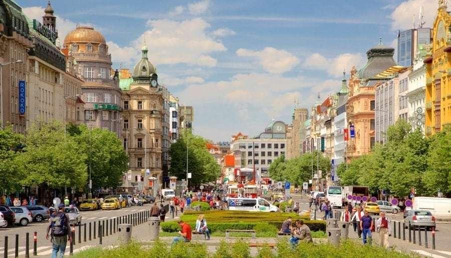 Автобусный тур - Прага