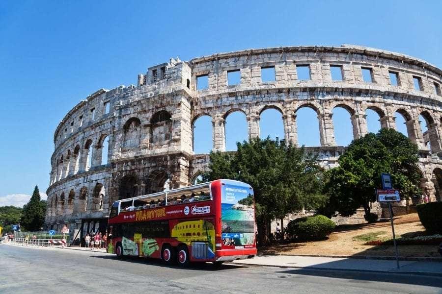 Автобусный тур в Италию без ночных переездов