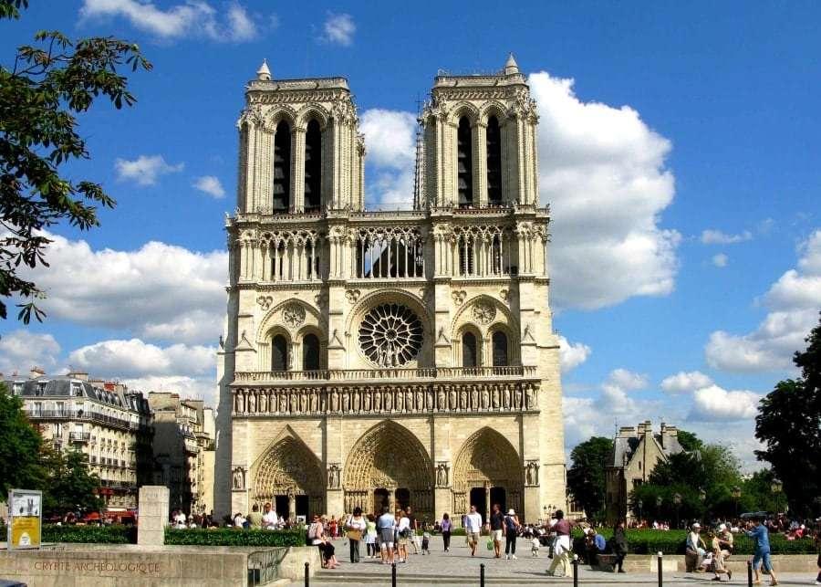 Автобусный тур в Париж без ночных переездов