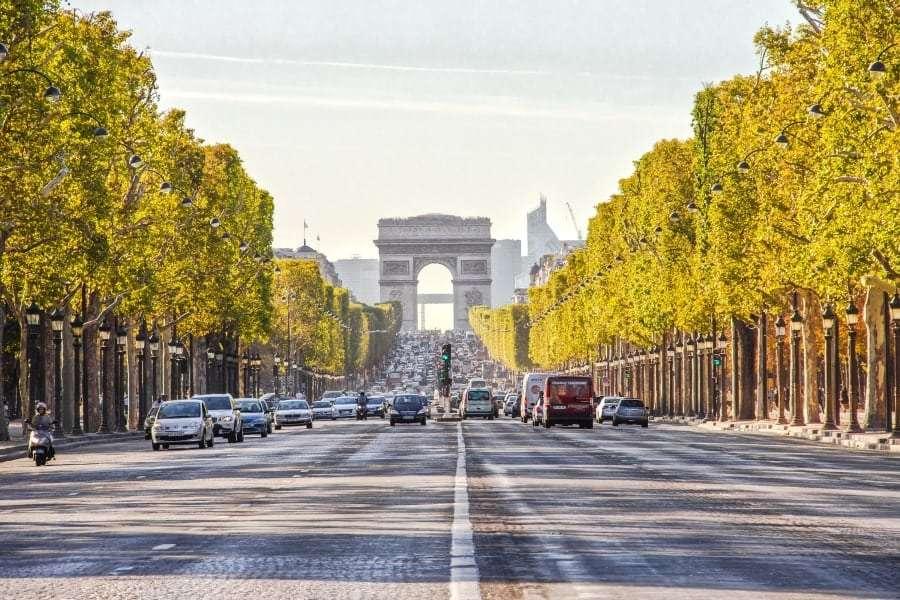 Автобусный тур в Париж на 3 дня
