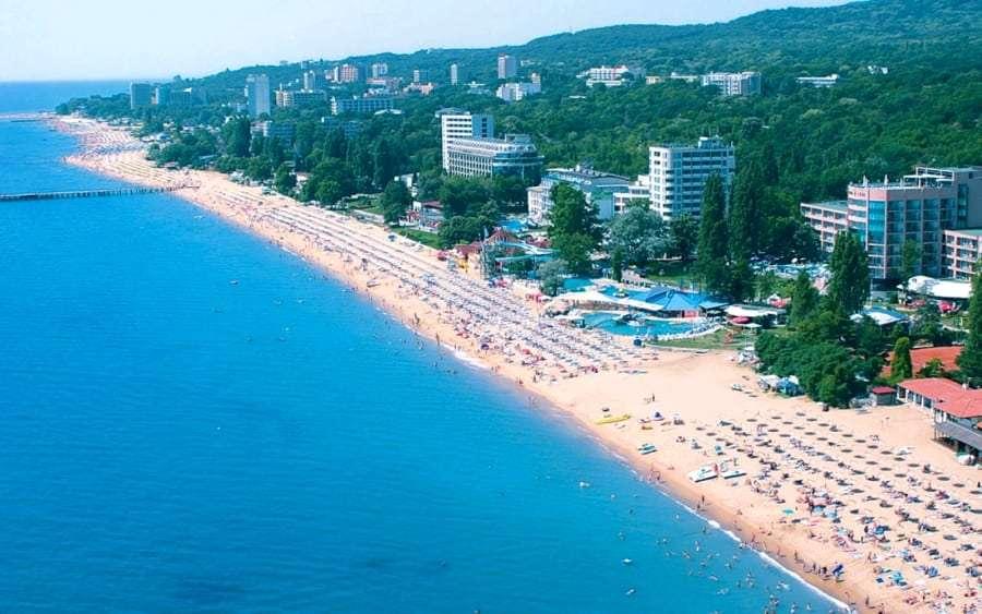 Болгария из Харькова 2018