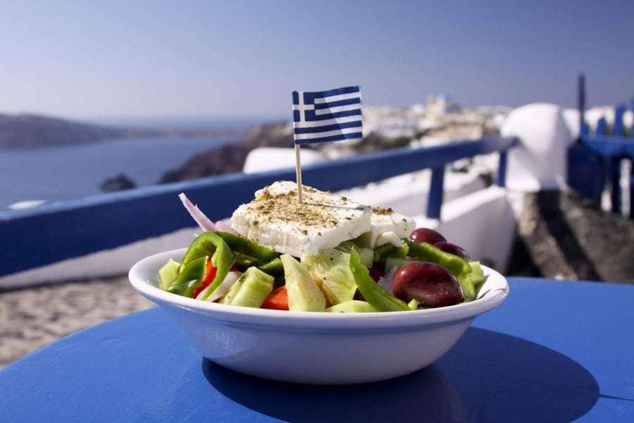 Цены в Греции