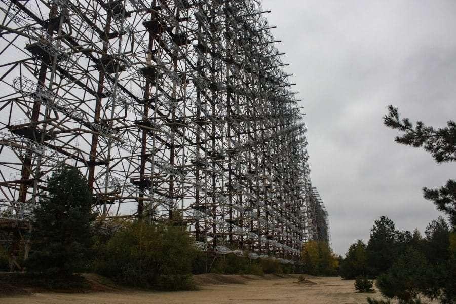Чернобыль - экскурсия
