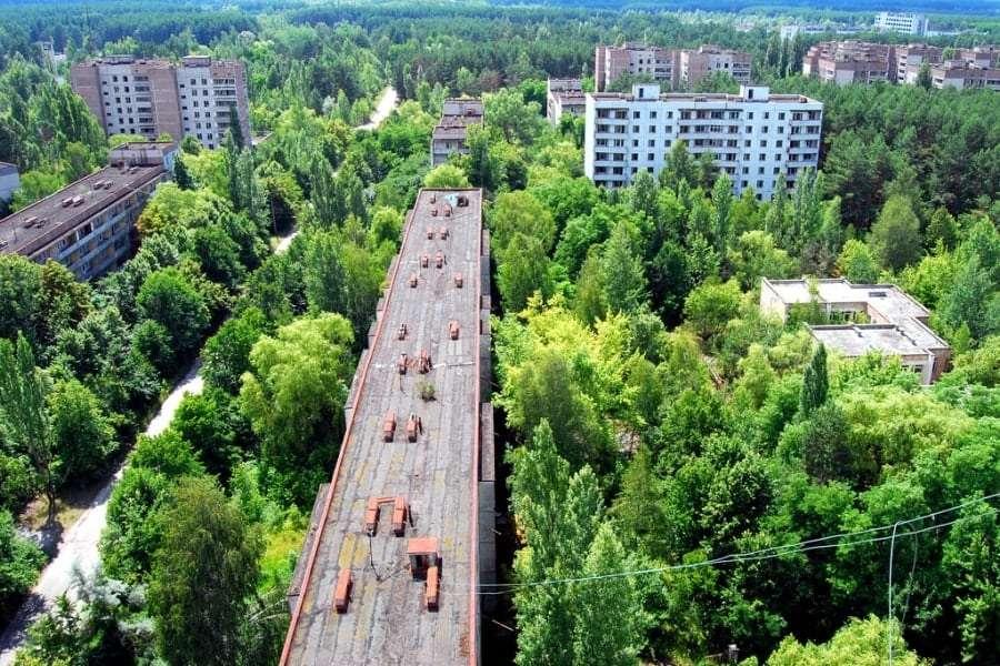 Чернобыль тур