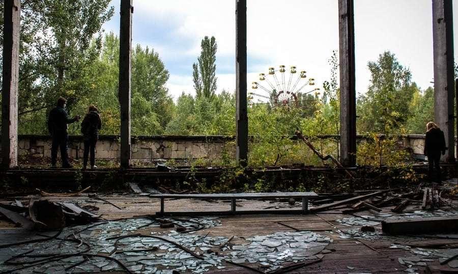 Чернобыль: туризм