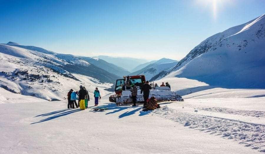 Драгобрат: ски-пасс