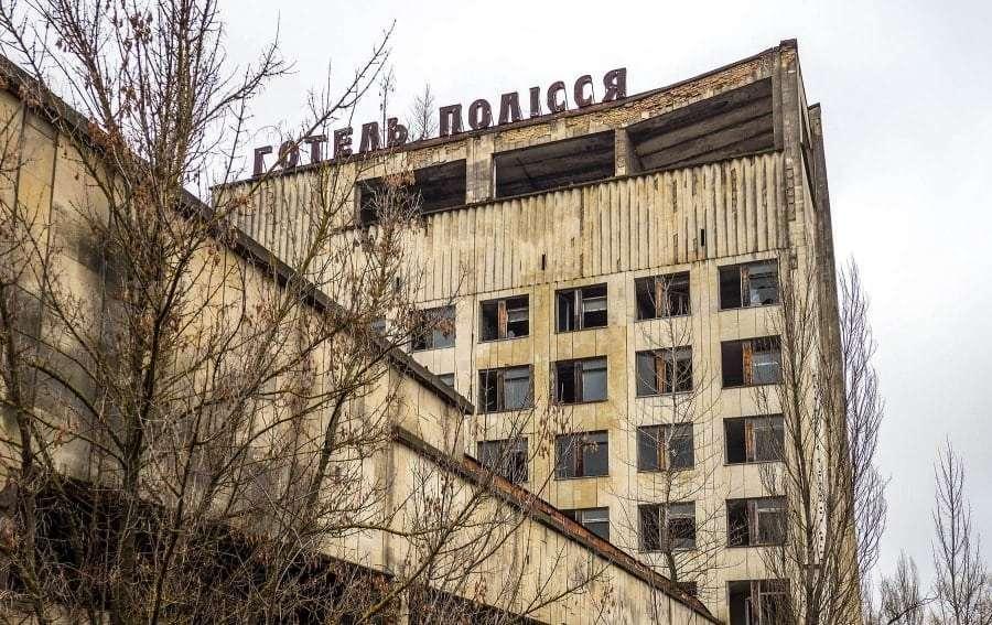 Экскурсия по Чернобылю