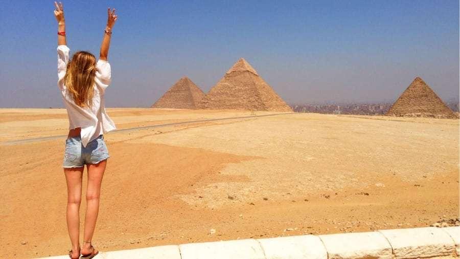 Гиза, Египет