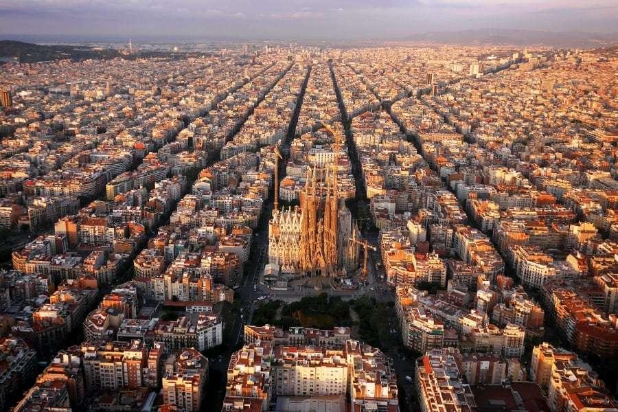 Горящие путевки - Испания