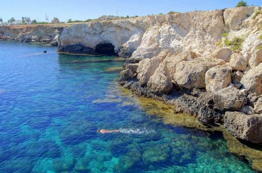 Горящие путевки - Кипр