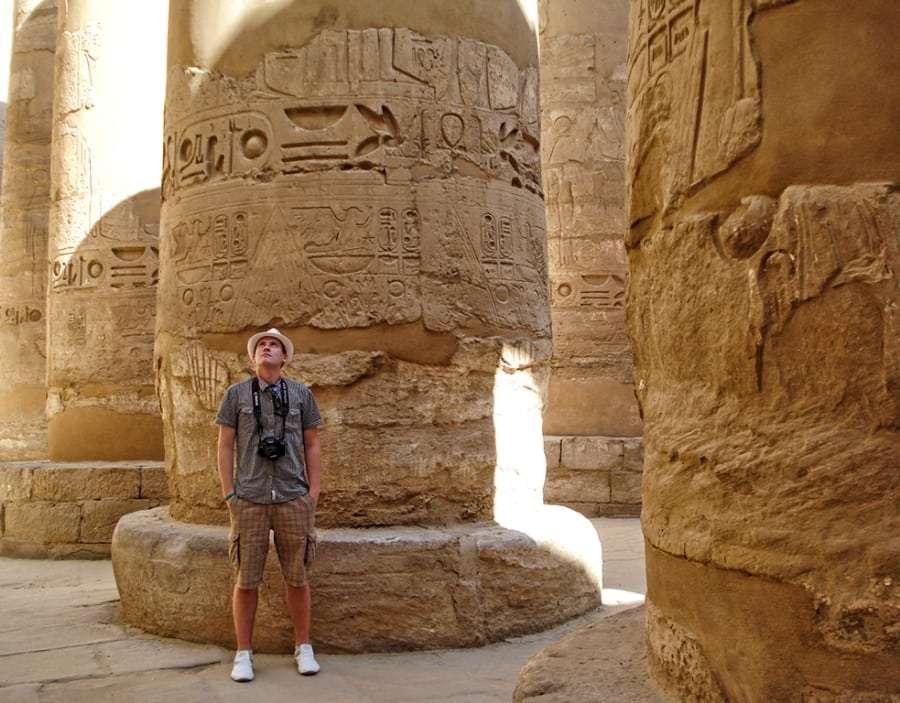 Горящие путевки в Египет из Одессы