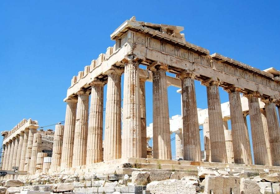 Горящие туры - Греция из Одессы