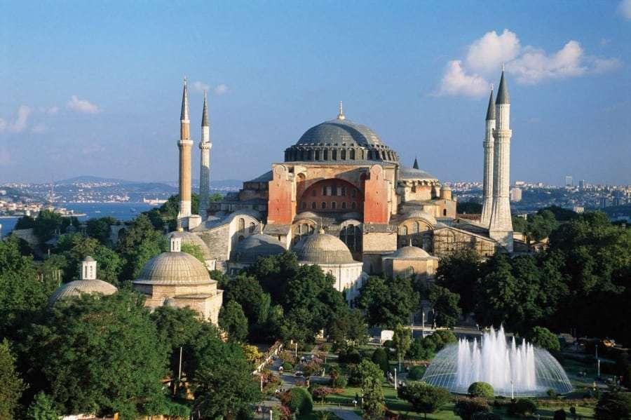Горящие туры - Турция