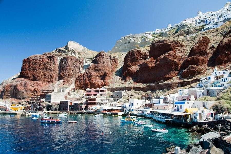 Горящие туры в Грецию из Одессы