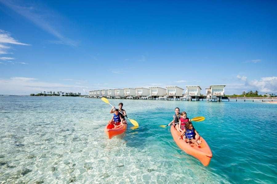 Горящие туры в Мальдивы