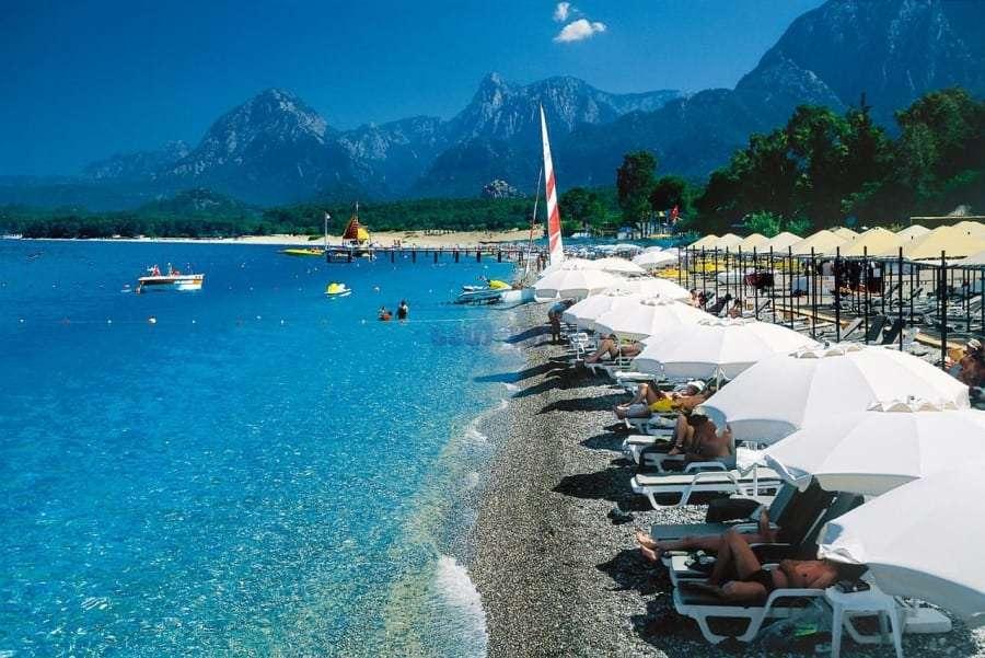 Горящие туры в Турцию из Винницы