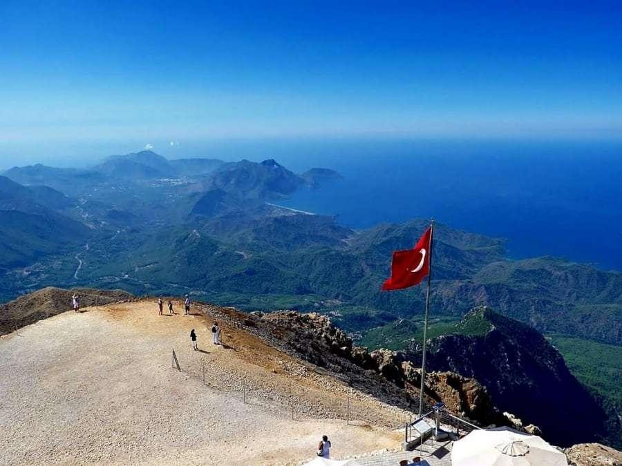 Горящие туры в Турции на двоих