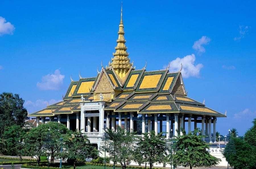 Горящий Тайланд