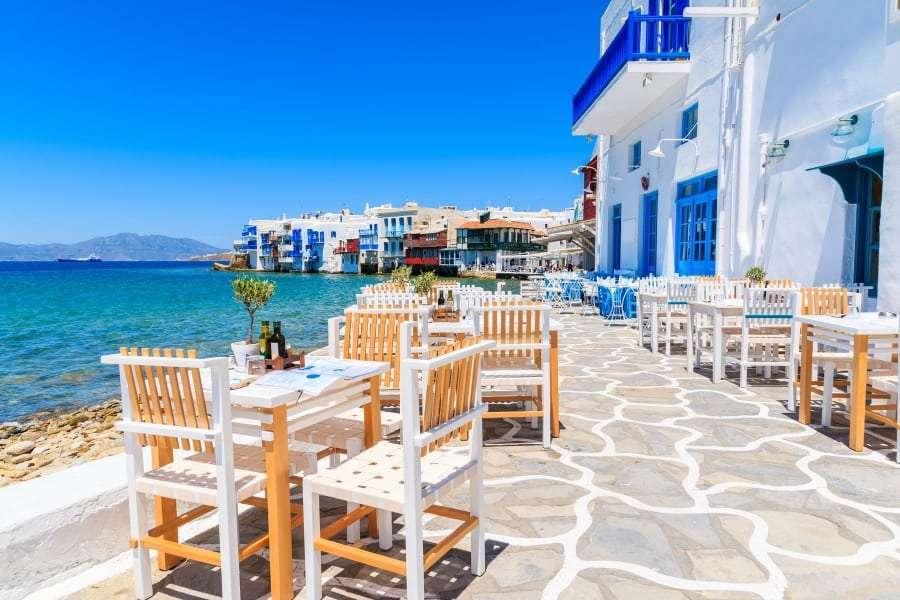 Греция: цены на продукты