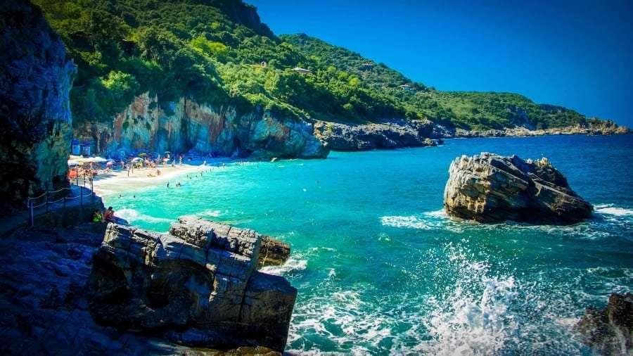 Греция: погода в мае