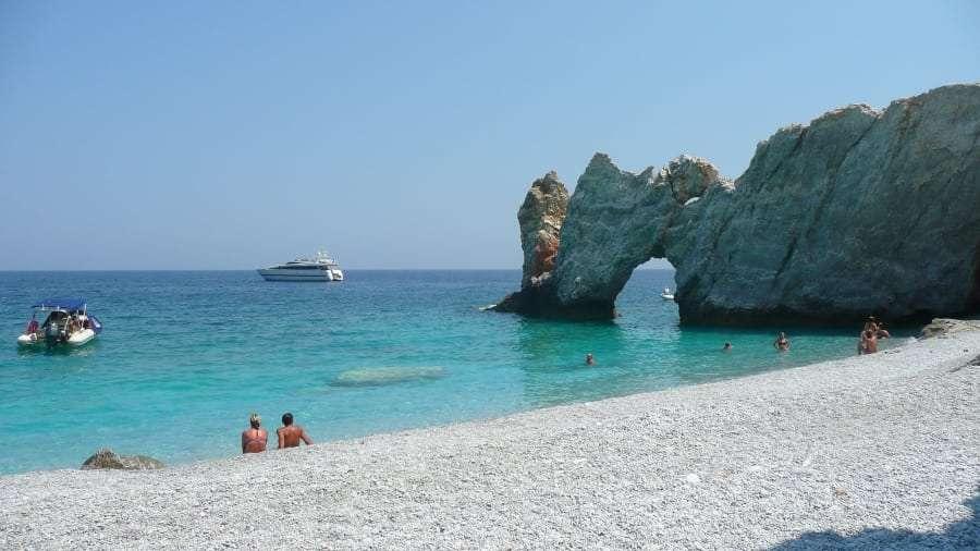 Греция: погода в октябре