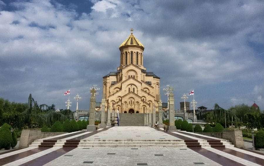 Грузия, Тбилиси - туризм