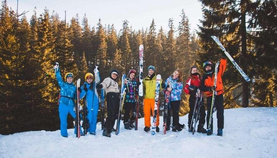 Купить ски-пасс на Драгобрат