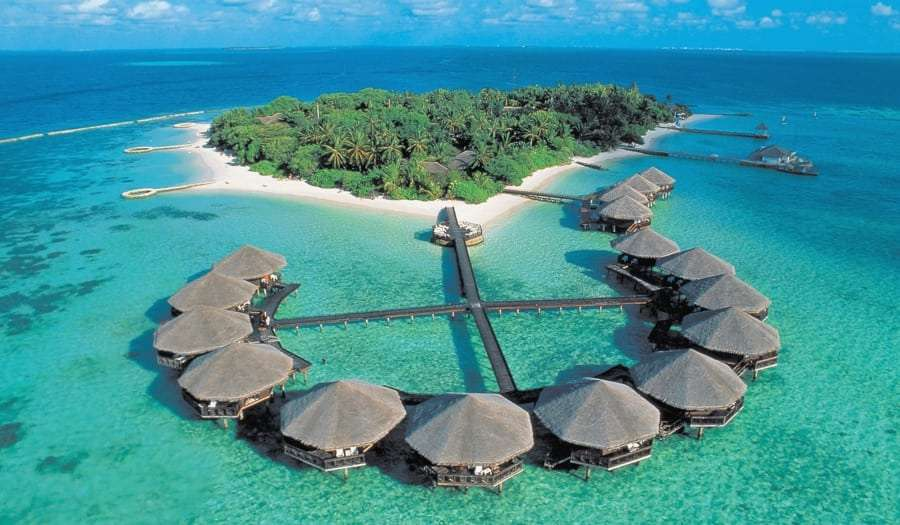 Мальдивы: горящие туры на двоих