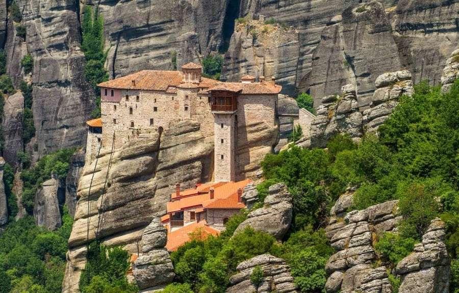 Отдых в Греции из Одессы