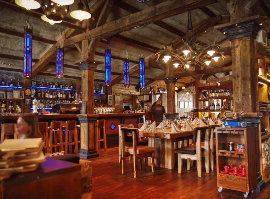 Ресторан в Банско