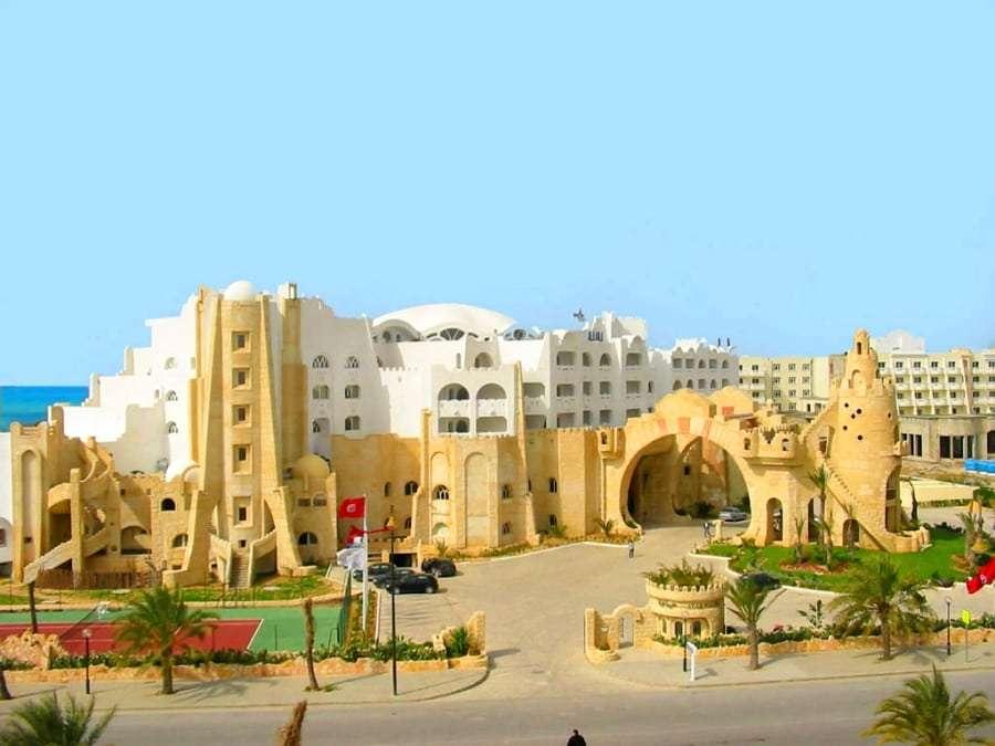 Тунис - туры
