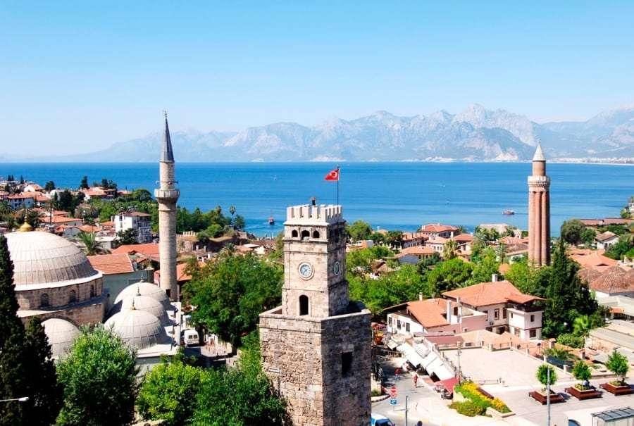 Турция и ее достопримечательности