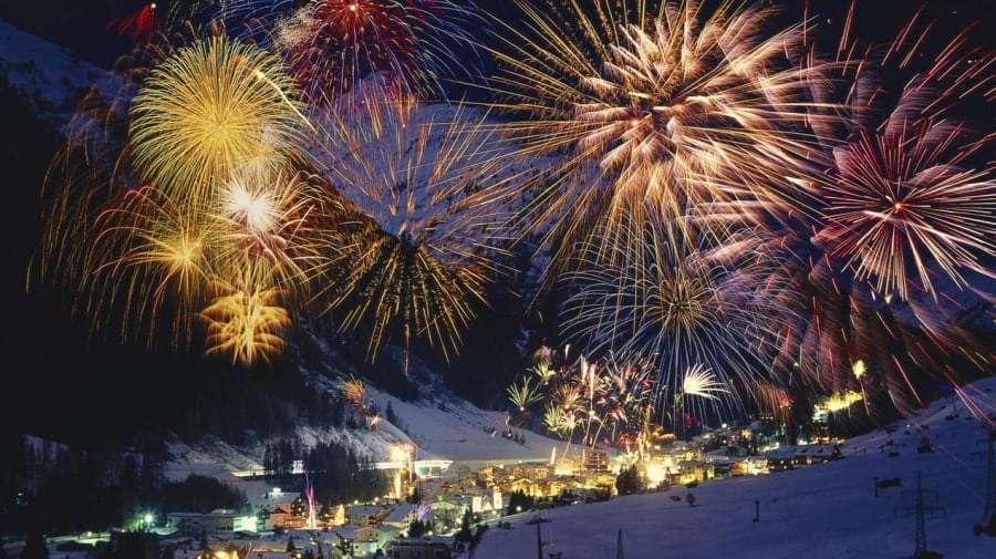 Тупы в Карпаты на Новый год