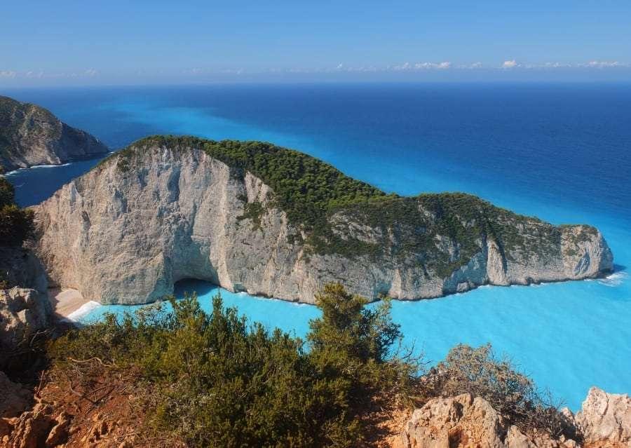 Живописный Закинф, Греция
