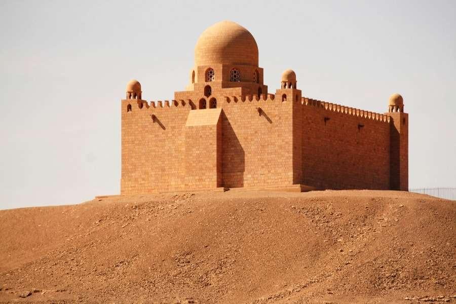 Монастырь Ассуан, Египет