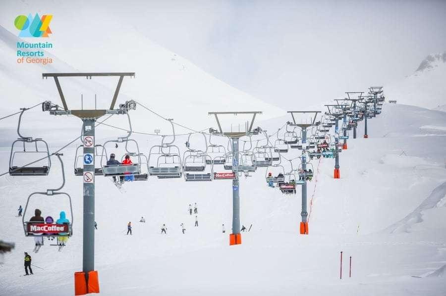 Гудаури ски-пасс 2018