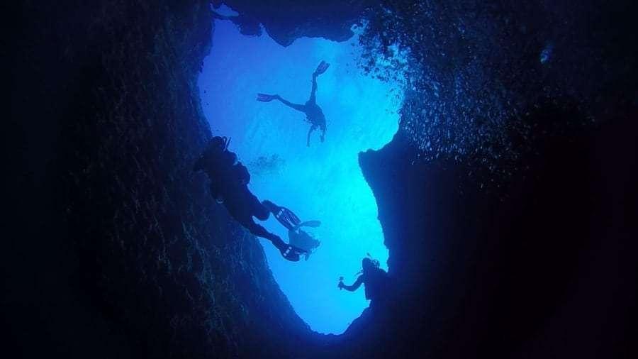 Дахаб, Голубая дыра
