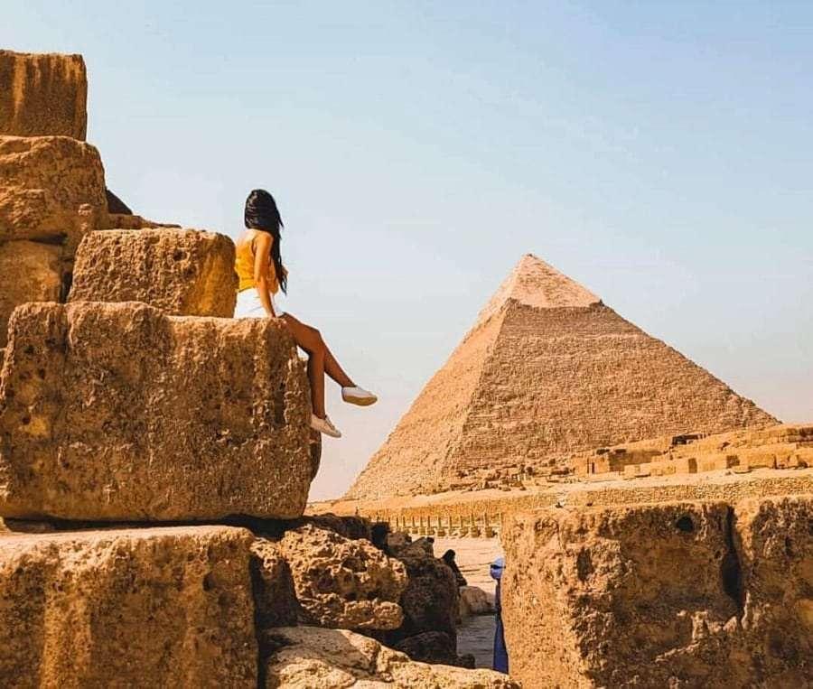 Египет: погода в апреле
