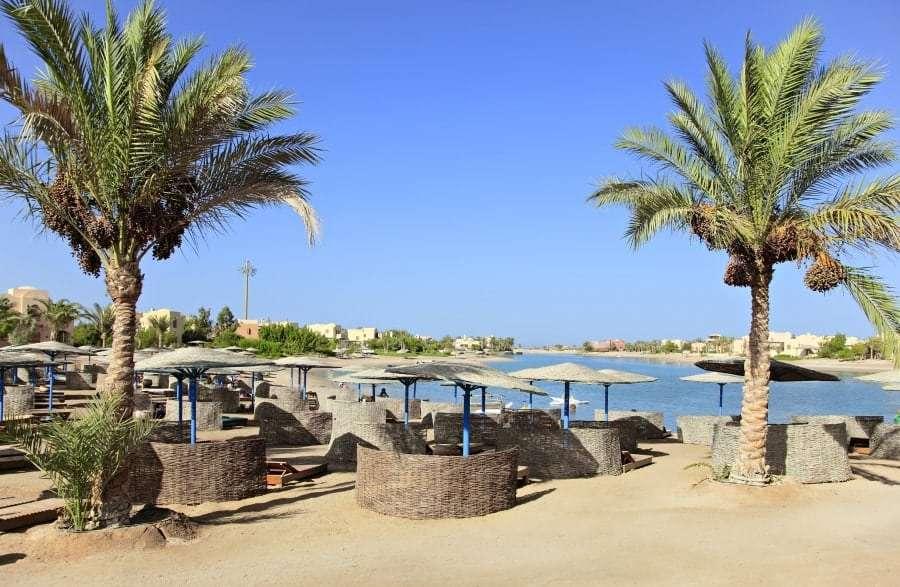 Египет - погода в декабре