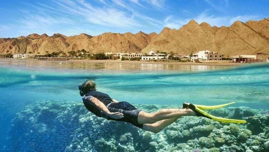 Египет: погода в январе
