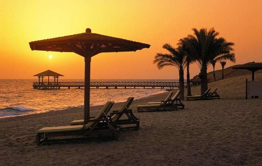 Египет: температура по месяцам